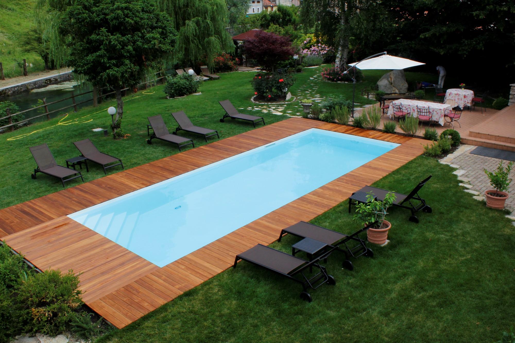 Qualche idea per la tua futura piscina interrata