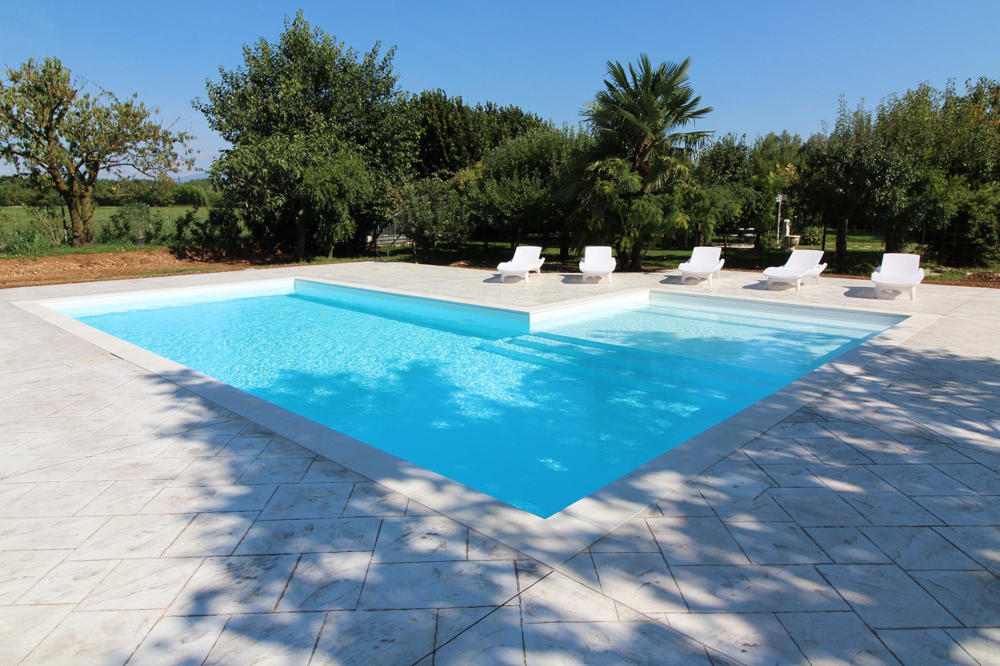 Ecco qualche idea per la tua futura piscina piscine for Piscine 4x3