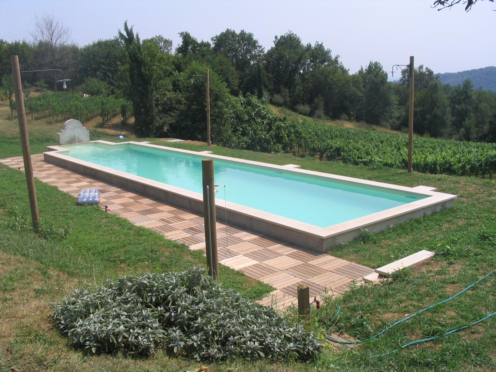 Qualche idea per la tua futura piscina interrata Piscine