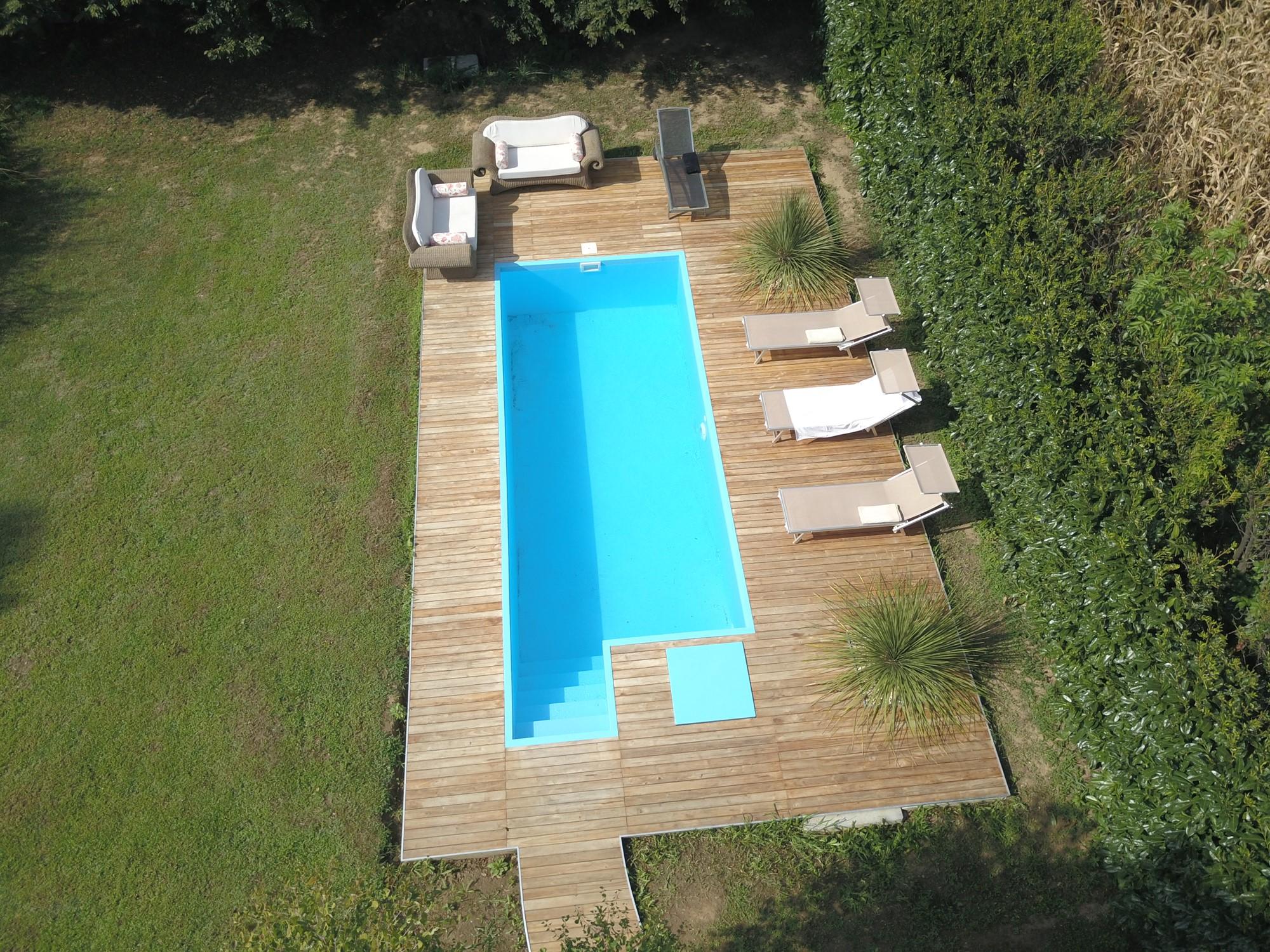 Qualche idea per la tua futura piscina interrata piscine - Piscina interrata piccola ...