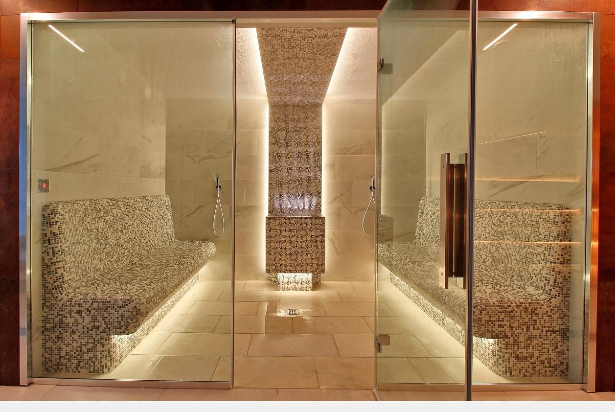 Hammam o bagno turco su misura e personalizzato in eps