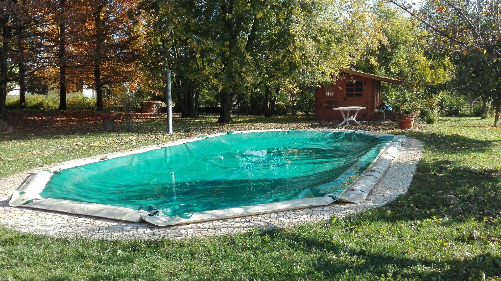 Chiusura della piscina in 5 semplici passaggi piscine for Clorazione piscine