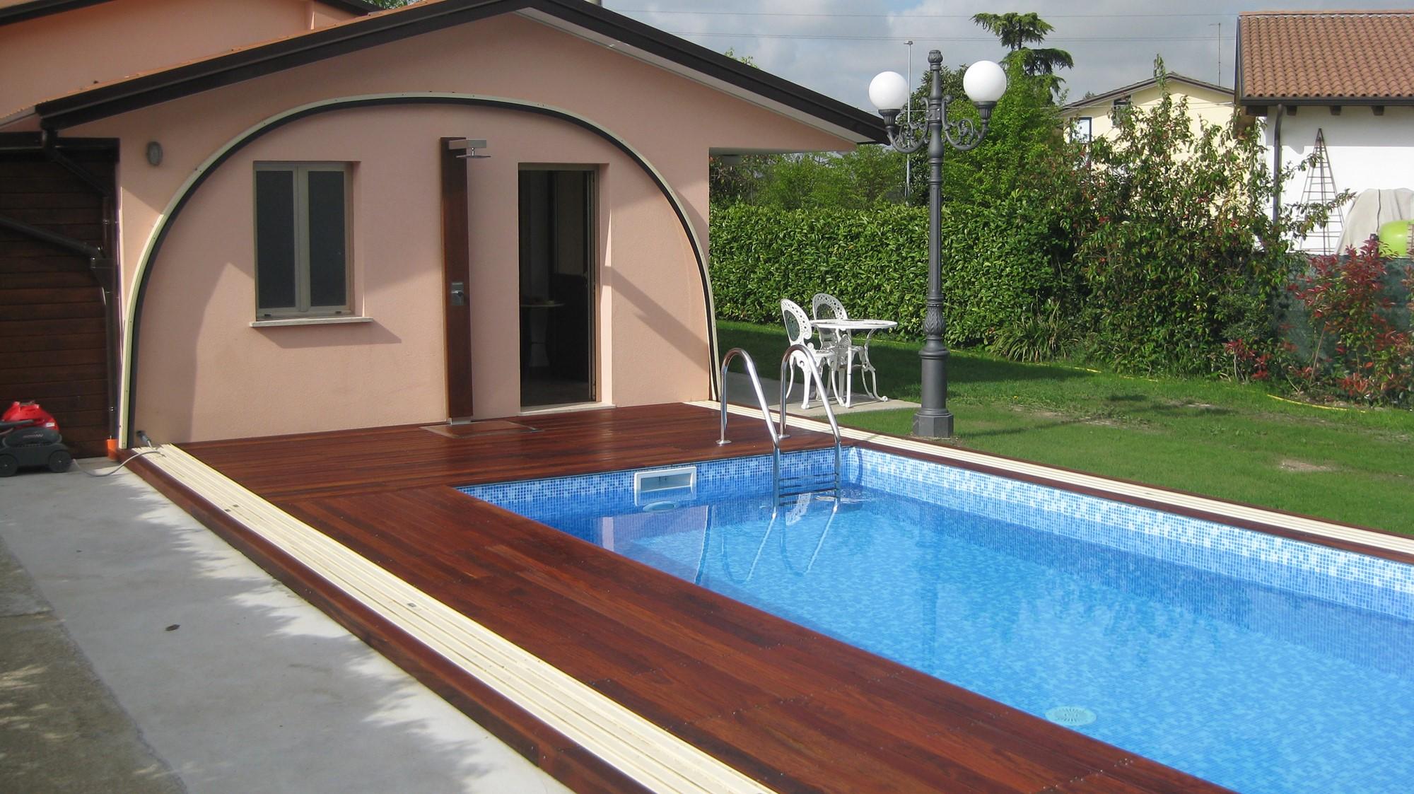 Piscine - Costo piscina interrata ...