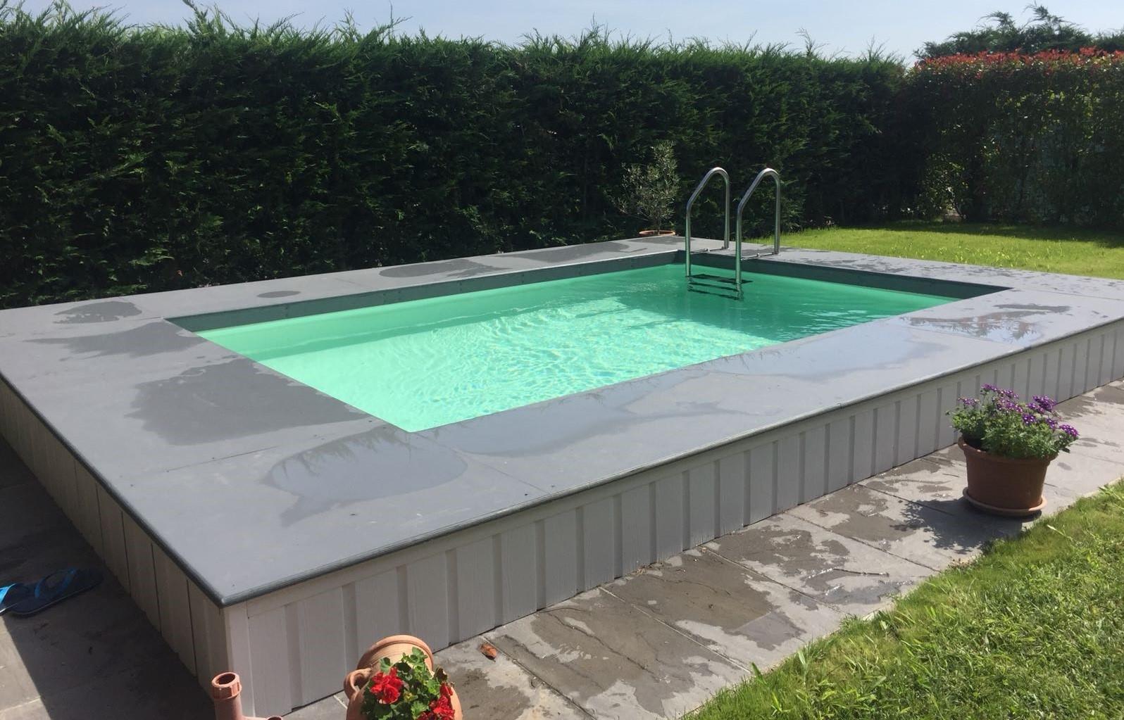 Ecco qualche idea per la tua futura piscina