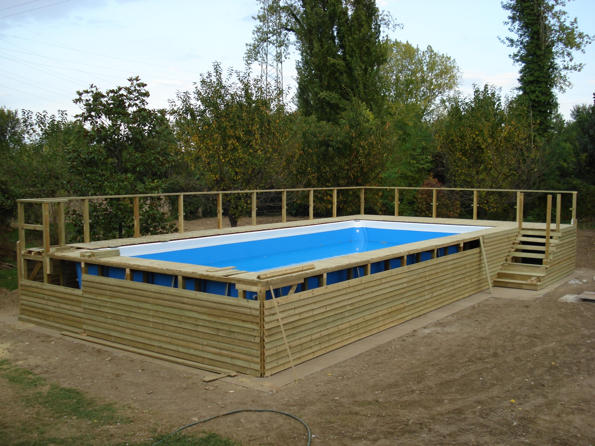 Piscine for Rivestimento piscina