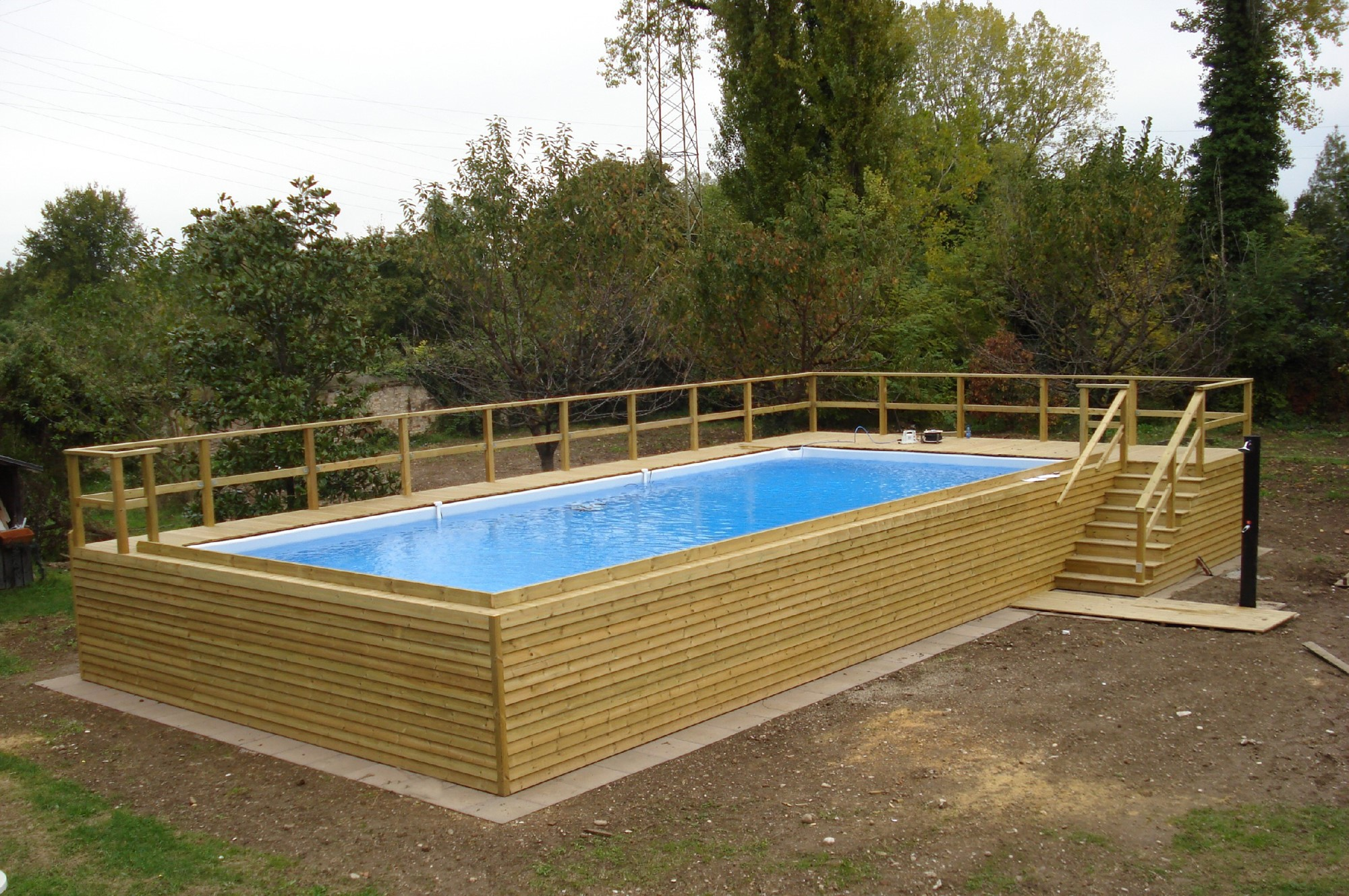 Piscine for Piscina 6 metri per 3