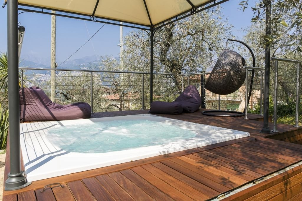 Jacuzzi Enjoy un made in Italy autentico