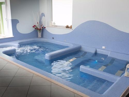 SARTORIA DEL BENESSERE... Non solo piscine!  Ma anche star bene!
