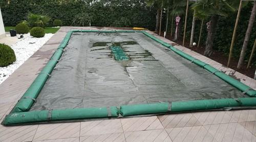 Coperture invernali per piscine, quale scegliere?